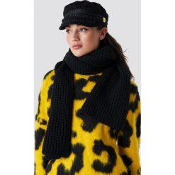 Rut&Circle Szalik Samira - Black. Czarne szaliki damskie Rut&Circle, z dzianiny. Za 80,95 zł.