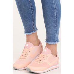 Różowe Buty Sportowe Remedy. Czerwone buty sportowe damskie marki KALENJI, z gumy. Za 79,99 zł.