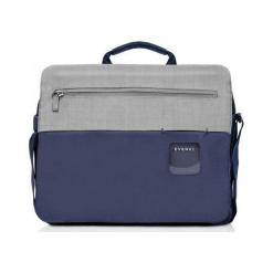 "Everki Torba Na Laptopa Contempro Shoulder Bag 14,1"" Niebieska Bagbr-Evr-Cpsb-14nv. Niebieskie torby na laptopa Everki. Za 439,00 zł."