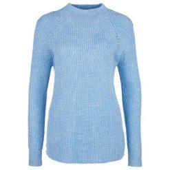 S.Oliver Sweter Damski 42 Niebieski. Niebieskie swetry klasyczne damskie S.Oliver, s, z materiału. Za 199,00 zł.
