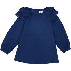 Bluzki dziewczęce: Bluzka z falbankami 1 miesiąc – 3 latka
