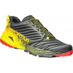 La Sportiva Buty Do Biegania Męskie Akasha Black/Yellow 43,5. Czarne buty do biegania męskie La Sportiva. Za 635,00 zł.