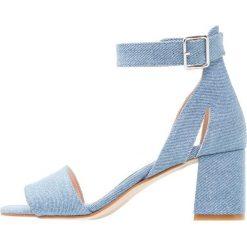 Rzymianki damskie: Shoe The Bear MAY Sandały blue