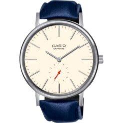 Casio - Zegarek LTP.E148L.7AEF. Czarne zegarki męskie marki Fossil, szklane. Za 479,90 zł.