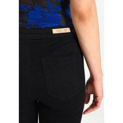 Lost Ink Jeans Skinny Fit black. Czarne rurki damskie Lost Ink. Za 149,00 zł.