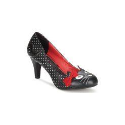 Czółenka TUK  KITTY SWEET JANE. Czarne buty ślubne damskie TUK. Za 303,20 zł.