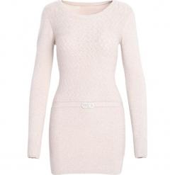 Ciemnobeżowy Sweter From Me. Brązowe swetry klasyczne damskie Born2be, na jesień, l. Za 29,99 zł.