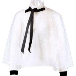 Bluzki asymetryczne: Navy London NELLY Bluzka white