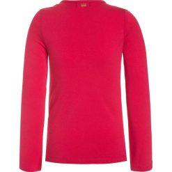 Bluzki dziewczęce: Catimini GRAPHIC FLORAL STAR Bluzka z długim rękawem fuchsia