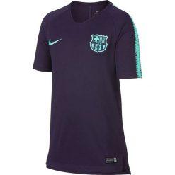 Koszulki do piłki nożnej męskie: Nike Koszulka męska Breathe FC Barcelona Squad granatowa r. XL (894392 525)