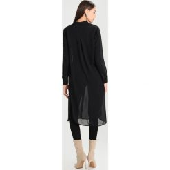 Koszule wiązane damskie: Pieces PCMABEL LONG Koszula black