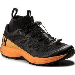 Buty SALOMON - Xa Enduro 400703 27 G0 Black/Bright Marigold/Black. Czarne buty do biegania męskie marki Salomon, z materiału, na sznurówki. W wyprzedaży za 439,00 zł.