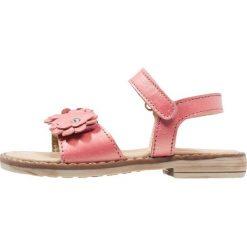 Friboo ASTER Sandały rose. Czerwone sandały chłopięce marki Friboo, z materiału. Za 149,00 zł.