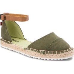 Tomsy damskie: Espadryle BIG STAR – AA274243 Khaki