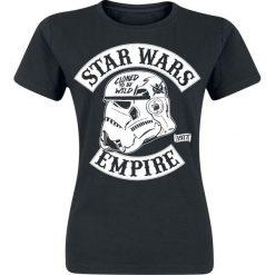 Bluzki asymetryczne: Star Wars Cloned To Be Wild Koszulka damska czarny
