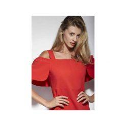 Sukienki: Sukienka Sophie klasyczna czerwień elegancka