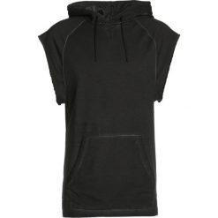 Bejsbolówki męskie: Reebok COMBAT GLORY Bluza z kapturem black