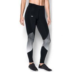 Under Armour Spodnie damskie Reactor Grph Legging czarno-białe r. L (1298227-001). Białe spodnie sportowe damskie marki Under Armour, l. Za 199,99 zł.