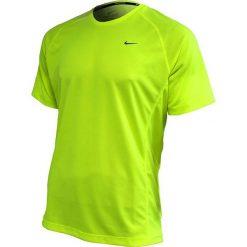 Nike Koszulka męska Miler SS UV żółta r. XL (519698 702). Żółte koszulki sportowe męskie marki Nike, m. Za 93,32 zł.