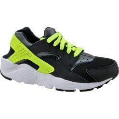 Nike Buty dziecięce Huarache Run Gs czarne r. 38.5 (654275-017). Czarne buciki niemowlęce Nike. Za 378,80 zł.