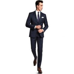 Garnitur MARCO 2 E14-45B. Czarne garnitury Giacomo Conti, z tkaniny. Za 1499,00 zł.