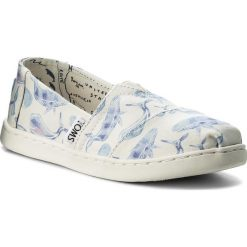Creepersy damskie: Półbuty TOMS - Classic 10011561 Multi Watercolor Whale