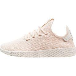 Adidas Originals PW TENNIS HU Tenisówki i Trampki linen/chalk white. Szare tenisówki męskie marki adidas Originals, z gumy. Za 449,00 zł.