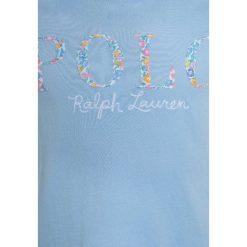 Odzież damska: Polo Ralph Lauren Tshirt z nadrukiem elite blue