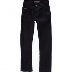 Blue Effect - Jeansy chłopięce slim fit, niebieski. Czarne jeansy chłopięce marki bonprix, z aplikacjami. Za 179,95 zł.