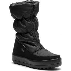Śniegowce MANITU - 991225 Schwarz 1. Czarne buty zimowe damskie Manitu, z materiału. Za 349,00 zł.