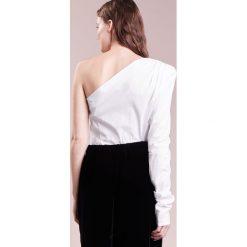 Bluzki asymetryczne: Patrizia Pepe CAMICIA BODY Bluzka bianco ottico