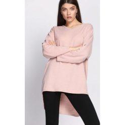 Bluzki, topy, tuniki: Różowa Tunika Make An Impression