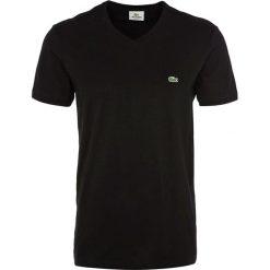 Lacoste Tshirt basic black. Szare t-shirty chłopięce marki Lacoste, z bawełny. Za 259,00 zł.