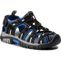 Sandały chłopięce: Sandały WALKY – CP69-6043 Czarny