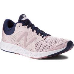 Buty NEW BALANCE - WZANTCP4 Różowy. Czerwone buty do biegania damskie marki New Balance, z gumy. W wyprzedaży za 329,00 zł.