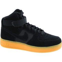 Buty: Nike Buty męskie Air Force 1 High '07 LV8 806403-003 czarne r. 40 (68509)