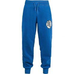 Dragon Ball Z Cosplay Spodnie dresowe niebieski. Niebieskie spodnie dresowe męskie Dragon Ball Z, z nadrukiem, z dresówki. Za 121,90 zł.