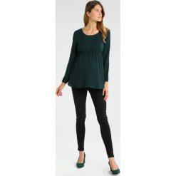MAMALICIOUS MLMILAN  Jeansy Slim Fit black denim. Czarne jeansy damskie MAMALICIOUS, z bawełny. W wyprzedaży za 215,20 zł.