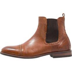 Botki męskie: Pantofola d`Oro LAMBRO CHELSEA UOMO HIGH Botki tortoise shell