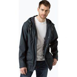 Derbe - Kurtka męska, niebieski. Niebieskie kurtki męskie przeciwdeszczowe marki Derbe, m. Za 589,95 zł.