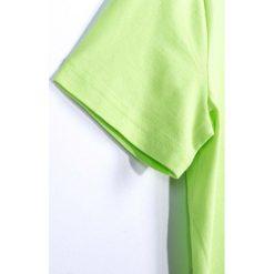 Coccodrillo - T-shirt dziecięcy 104-158 cm. Białe t-shirty chłopięce marki COCCODRILLO, m, z bawełny, z okrągłym kołnierzem. Za 29,90 zł.