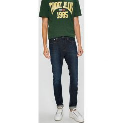 Calvin Klein Jeans - Jeansy Skinny West. Niebieskie jeansy męskie skinny Calvin Klein Jeans. Za 399,90 zł.