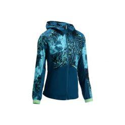 Bluza fitness cardio 520. Niebieskie bluzy sportowe damskie DOMYOS. Za 79,99 zł.