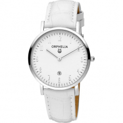 Zegarek kwarcowy w kolorze biało-srebrnym. Białe, analogowe zegarki damskie Esprit Watches, srebrne. W wyprzedaży za 204,95 zł.