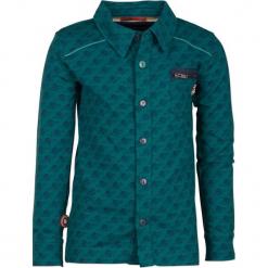 """Koszula """"Planet Rock"""" w kolorze morskim. Niebieskie koszule chłopięce marki 4FunkyFlavours Kids, z klasycznym kołnierzykiem. W wyprzedaży za 102,95 zł."""