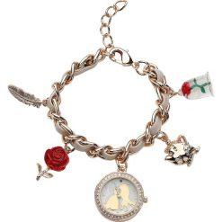 Zegarki damskie: Piękna i Bestia Belle Zegarek na rękę złoty