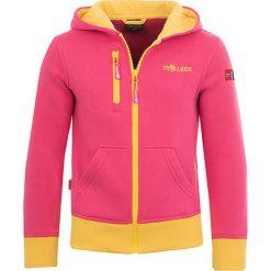"""Bluzy niemowlęce: Bluza """"Oslo"""" w kolorze różowo-pomarańczowym"""