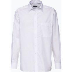Eterna Comfort Fit - Koszula męska niewymagająca prasowania, czarny. Czarne koszule męskie non-iron Eterna Comfort Fit, m, z bawełny, z długim rękawem. Za 229,95 zł.