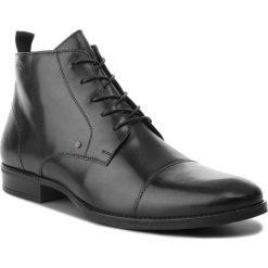 Kozaki LASOCKI FOR MEN - MI08-C315-354-04BIG Czarny. Czarne buty zimowe męskie marki House. Za 219,99 zł.