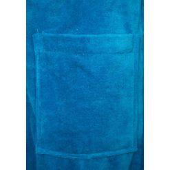Vossen POPPY  Szlafrok curacao. Niebieskie szlafroki męskie marki Vossen, l, z bawełny. W wyprzedaży za 303,05 zł.